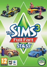 the sims 3 – full fart stæsj