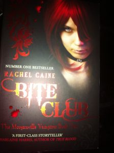bok: Bite Club – Morganville vampiers – Rachel Caine