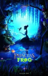 film: prinsessen og frosken (The Princess and the Frog )