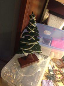hjemmelaget julepynt
