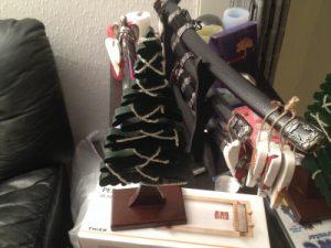 da var juletreerne ferdig