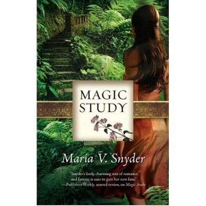 bok: magic study – maria v. snyder