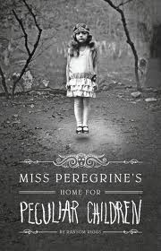 bok: miss Peregrine`s home for peculiar children – ransom riggs