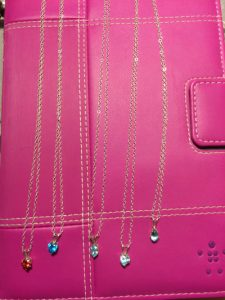 liten oppgradering av noen av smykkene mine