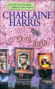 bok: grave sight ( Harper Connelly series 1)- Charaline harris