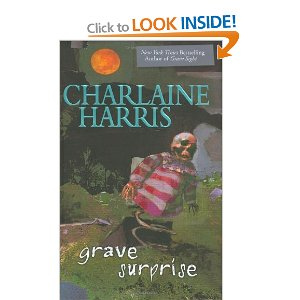 bok: grave suprise ( Harper Connelly series 2)- Charaline Harris