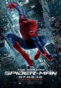 film: the amazing spiderman