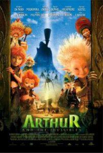 film: Arthur og minimoyene