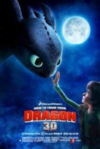 film: dragetemmeren ( how to train your dragon)