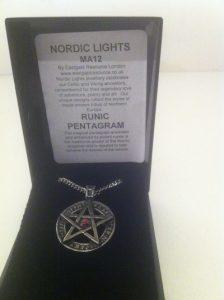 pentagram smykke