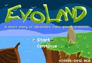 ett spill du bare må prøve – evoland