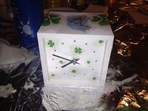 en klokke, en klokke med alv