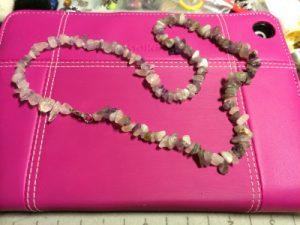 nye smykker jeg har laget
