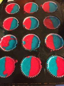 17 mai cupcakes