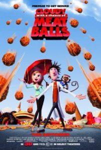 film: det regner kjøttboller