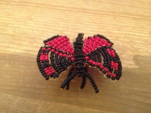 sommerfugl perledyr